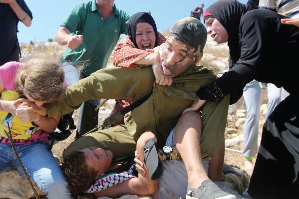 Israel arab fun